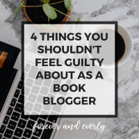 book blogger guilt